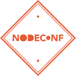 Display nodeconf logo small